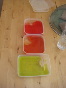traffic light jelly