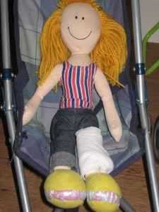 poor dolly!