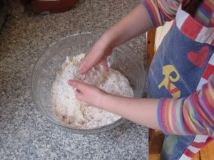 exploring testures with baking