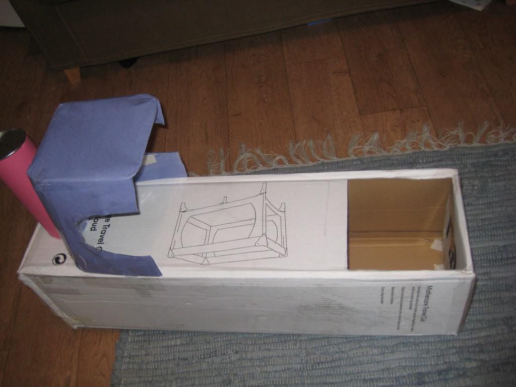 Cardboard Box Ride On Train Tutuorial Nurturestore