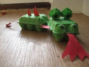 junk model dragon