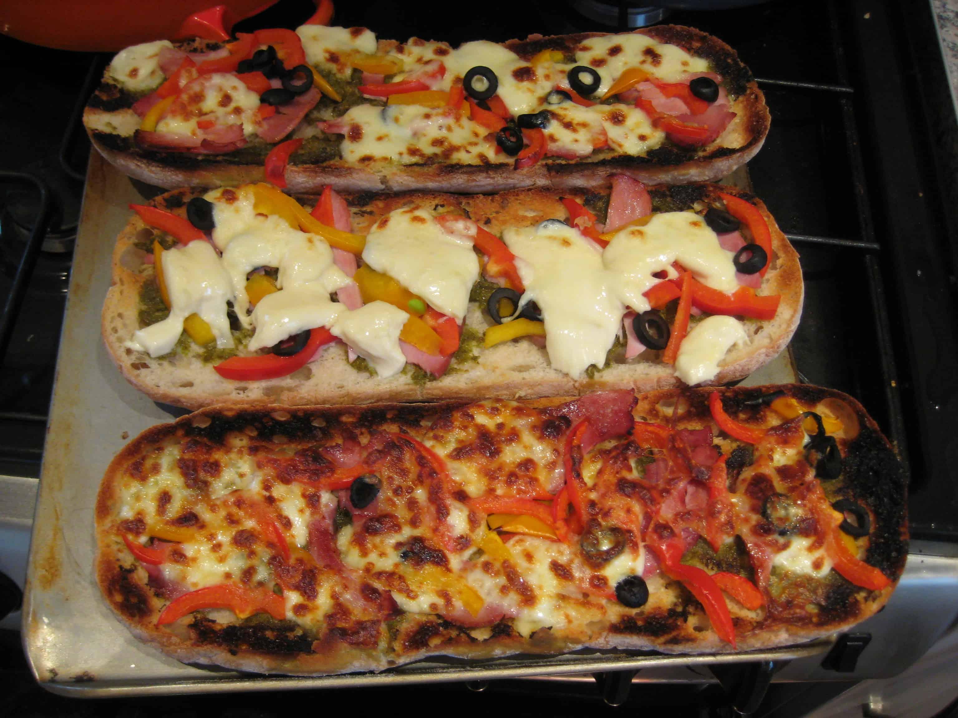 Ciabatta pizza recipe - NurtureStore