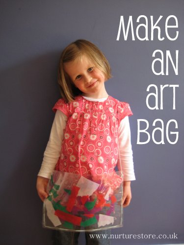 make an art bag