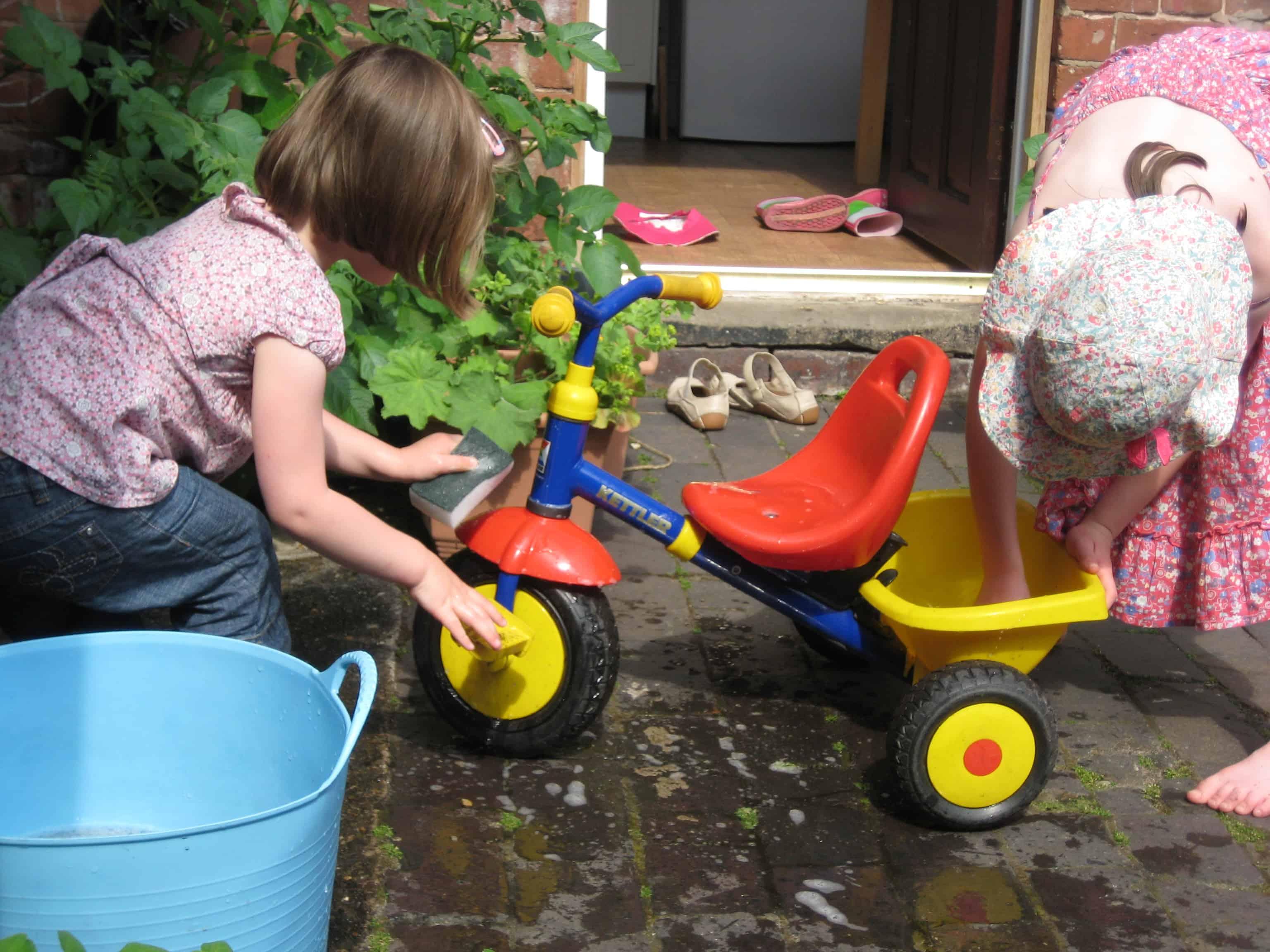 preschool car wash nurturestore