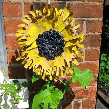 Easy Handprint Sunflower Craft Nurturestore