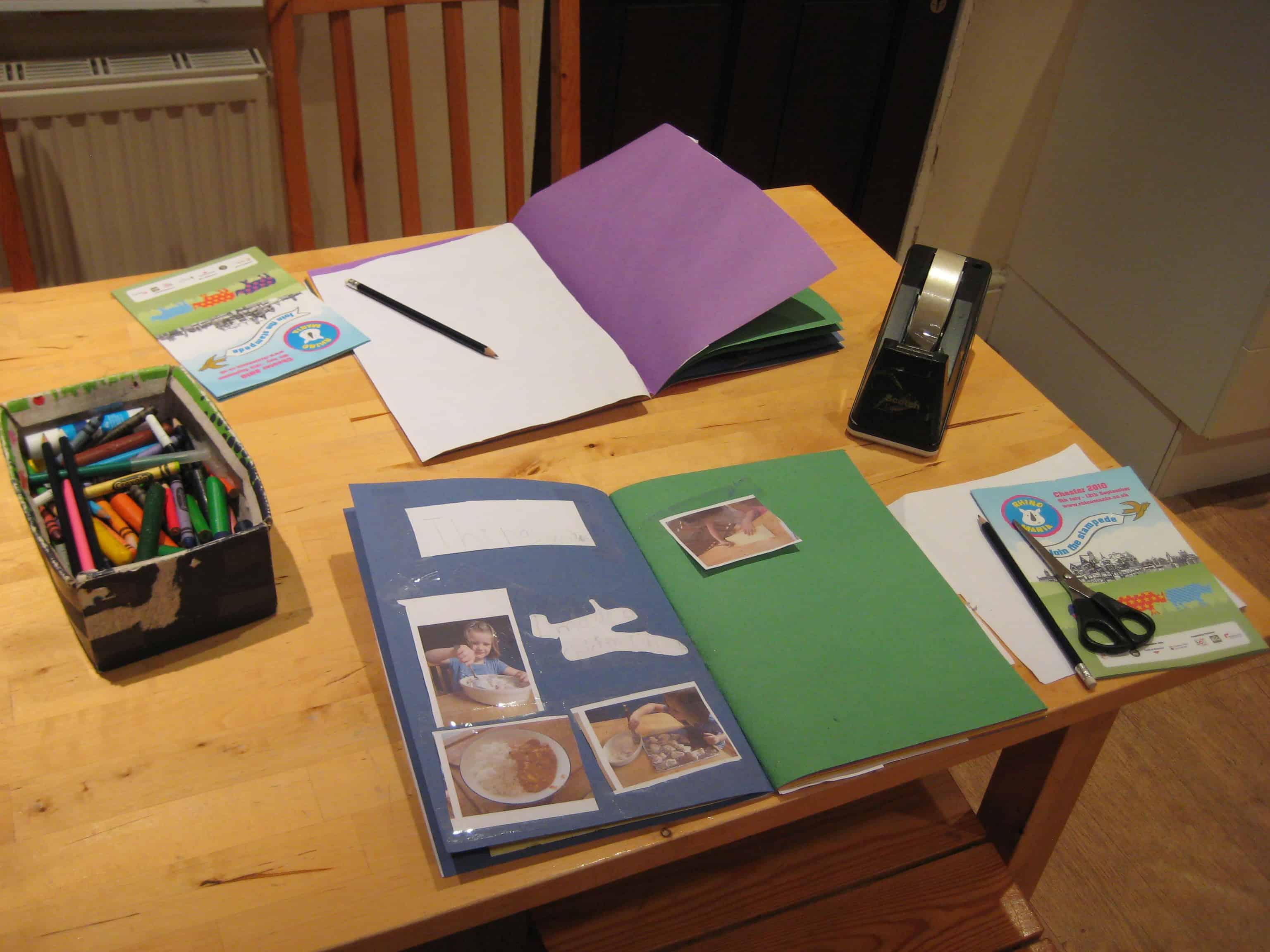 Scrapbook ideas pics - This