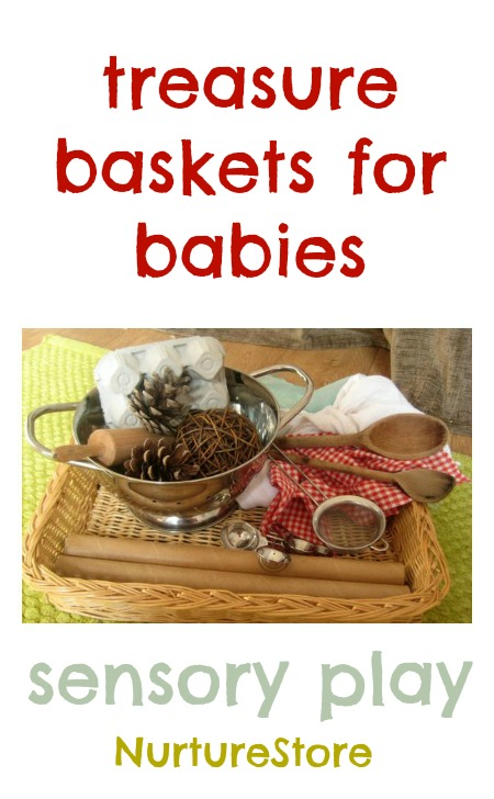 treasure baskets for babies