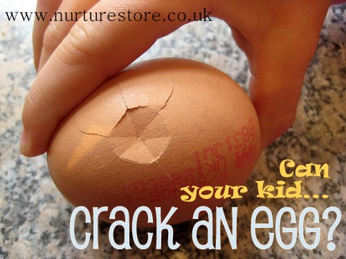 how to crack an egg