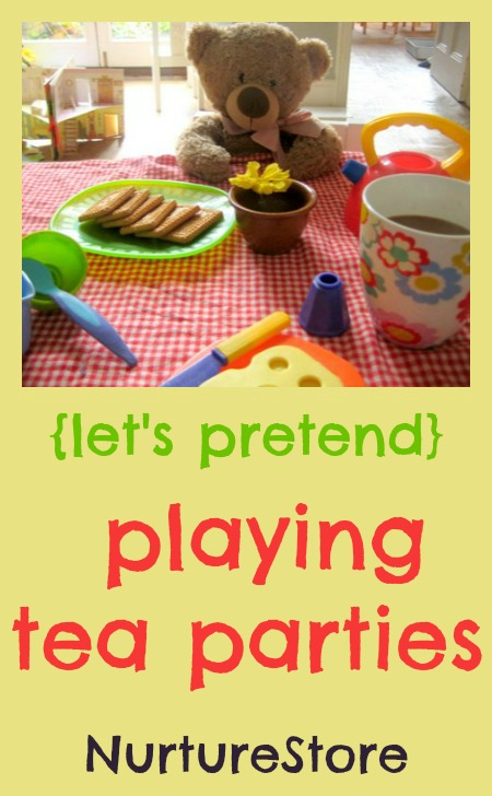 pretend play cafe