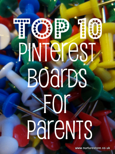 pinterest parenting boards