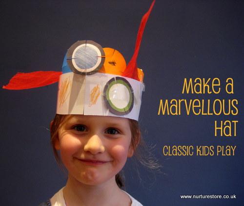 make a paper hat
