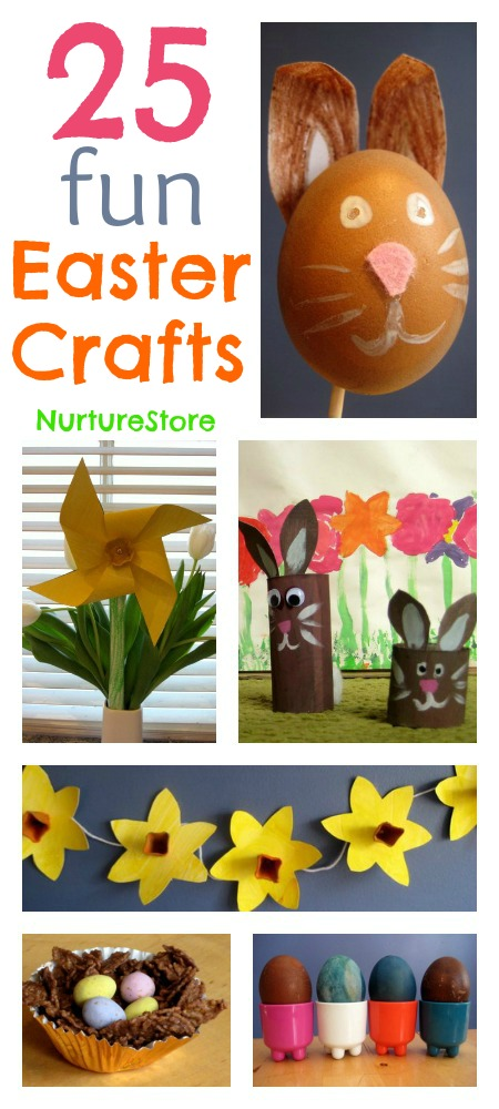 25 Easter Crafts And Activities Nurturestore