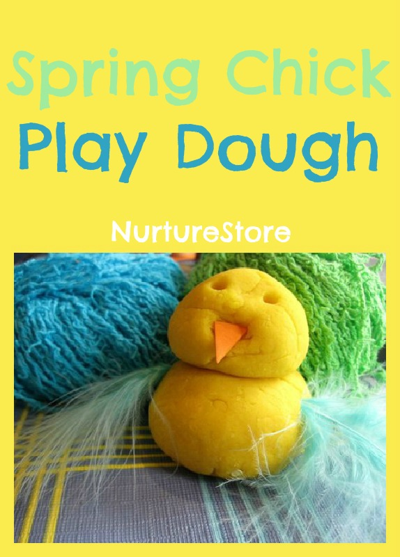 play dough recipe spring