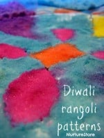 diwali rangoli patterns