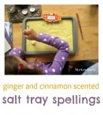 fall salt tray spellings