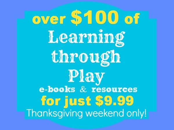Thanksgiving weekend special offer