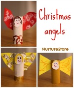 christmas angel craft for kids 150