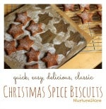 easy Christmas biscuit recipe