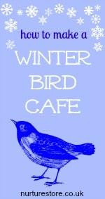 winter bird feeder
