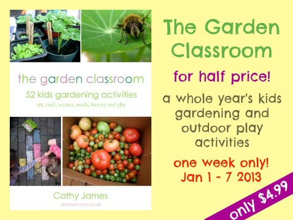 the garden classroom sale 1