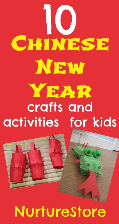 10 Chinese New Year Crafts And Activities For Kids Nurturestore