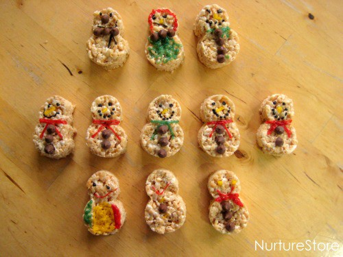 snowman cake recipe for kids 4