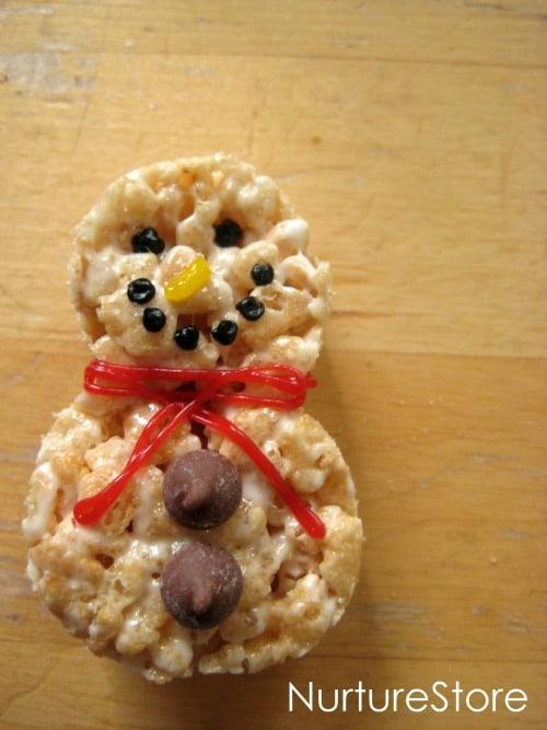 snowman cake recipe for kids 6