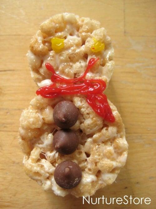 snowman cake recipe for kids 7