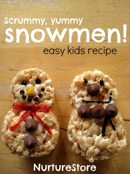 snowman cake recipe for kids