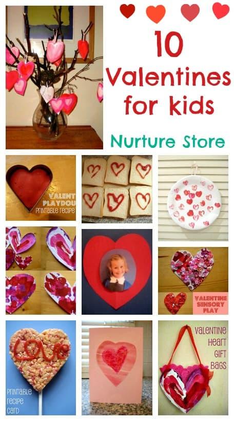Top 10 Valentine Crafts For Kids Nurturestore