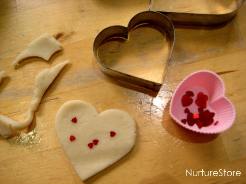 play dough recipe valentine