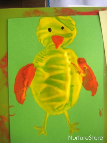 easter craft activities for children