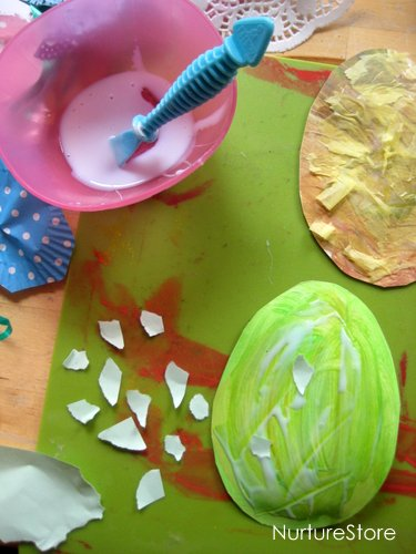 easter crafts fine motor skills
