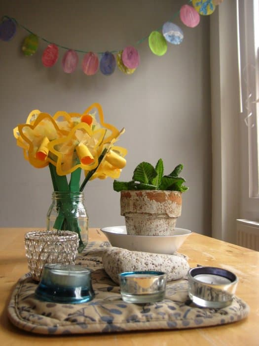 easter crafts bunting