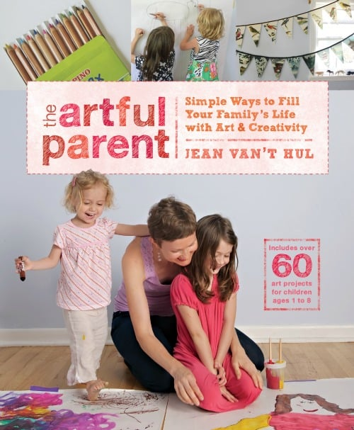 The Artful Parent_ Cover