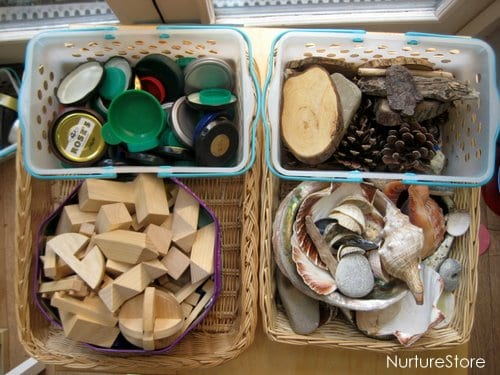Free Play With Loose Parts What Why How Nurturestore