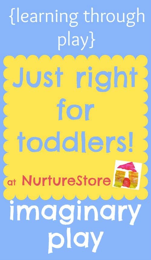 activities for toddlers imaginary play