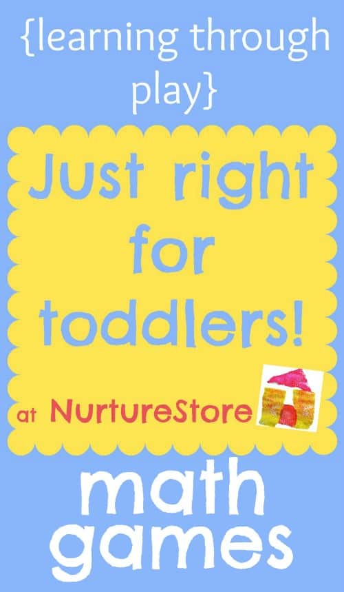 activities for toddlers math games