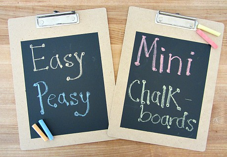 DIY-Mini-Chalkboard-clipboards-for-kids-