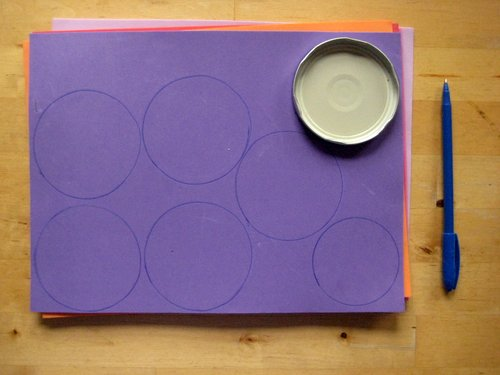 math games with circles