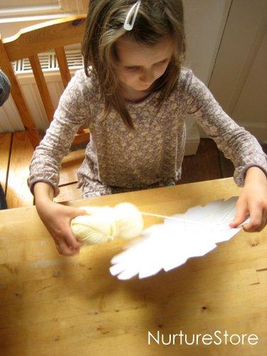 solstice craft for kids