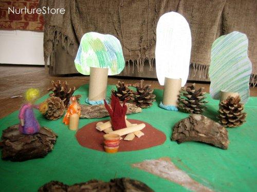 fairy land steiner