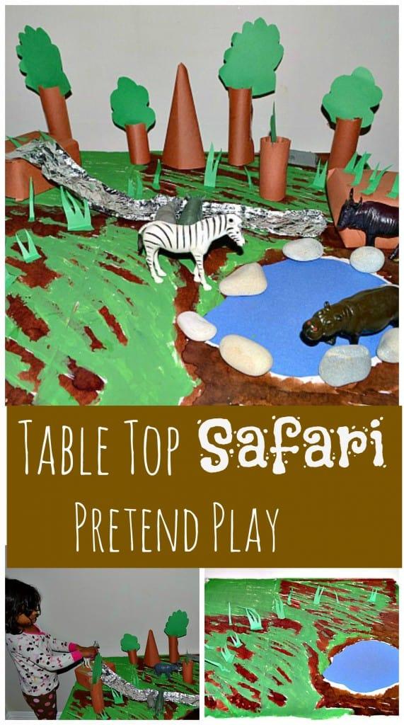 small world African safari