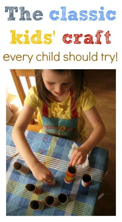 classic kids crafts 2