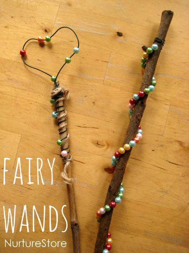 The Wands Suit Tarot Cards Meanings In Readings: Make A Magic Wand :: Waldorf Steiner Play