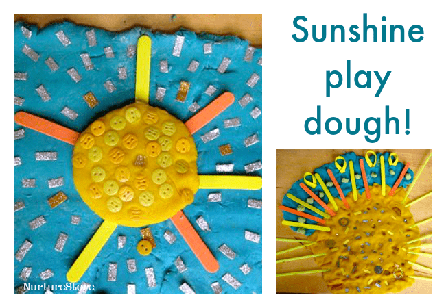 summer play dough