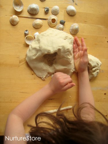 homemade lemon play dough recipe