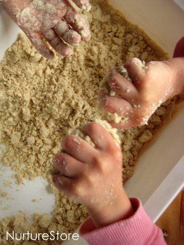 sandcastle dough recipe