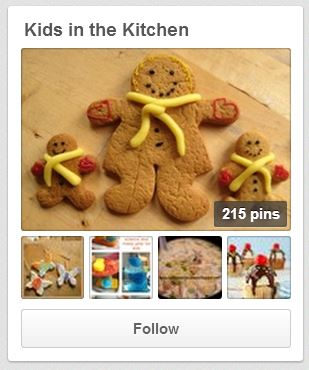 kids recipes on Pintrest