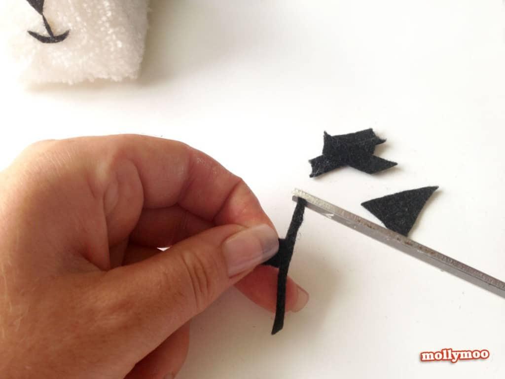 pom pom crafts mice